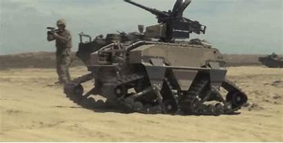 Robot Gun Machine Navy Robots Future Robotic