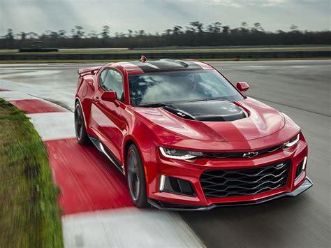 8 Best American Sports Cars Autobytelcom