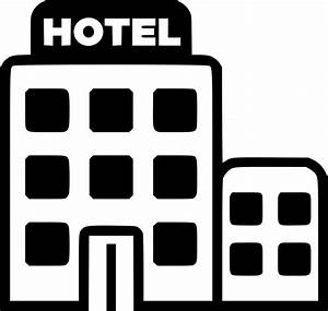 Hotel Svg Png Icon Free Download (#481313 ...