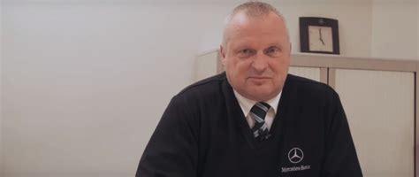 Vieglo automašīnu servisa vadītājs Ainars Straume stāsta par Domenikss - Mercedes-Benz - Domenikss
