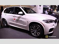 2015 BMW X5 35d xDrive M Sport Package Exterior