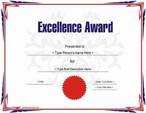 Award Certificate Template 14 Download In Psd Pdf