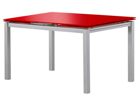 table rectangulaire de cuisine table rectangulaire avec allonge 200 cm max 3