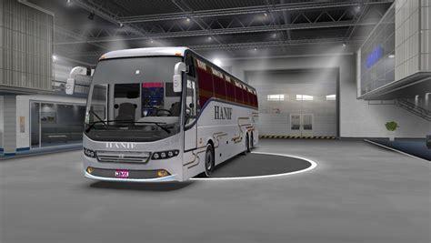 volvo    bus hanif bus skin  euro skin pack