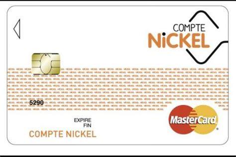 plafond paiement carte mastercard compte nickel carte nickel