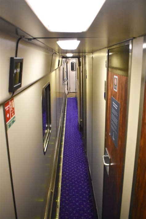 Sleeper Berth Layout by Caledonian Sleeper Travelling From To Scotland
