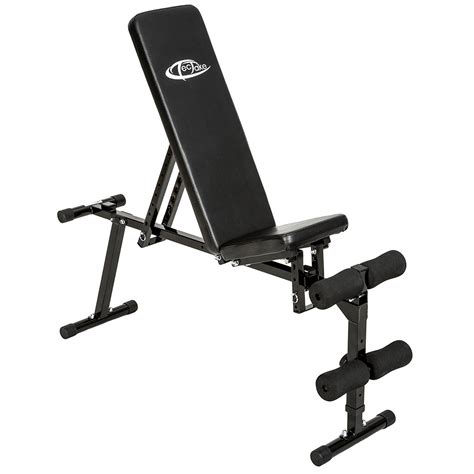 la chaise musculation esercizi con la panca multifunzione