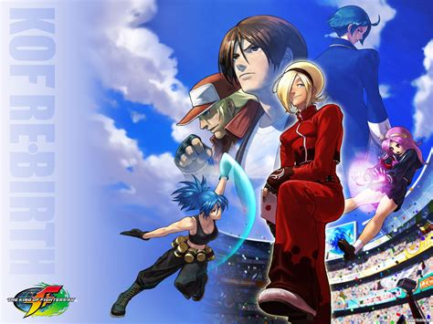 Fighter Images Wallpapers Anime Wallpaper - king of fighters wallpaper zerochan anime image board