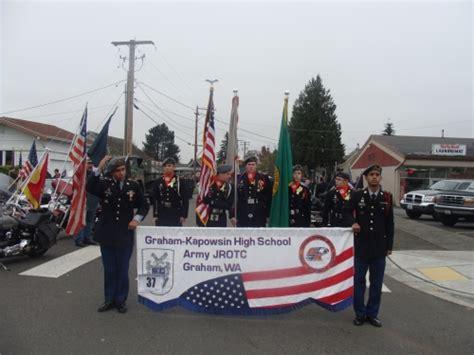 Gkhs Jrotc Auburn Veterans Day Parade