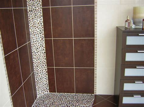 couleur salle de bain avec carrelage marron id 233 es d 233 co salle de bain