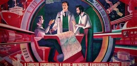 How Soviet Futurists Forged The First Synthetic Sounds ...