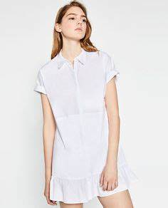 casual clothes on pinterest zara zara united states and With zara robe chemise