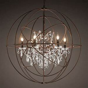 timothy oulton double gyro crystal chandelier With gyro chandelier floor lamp
