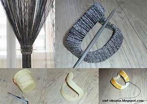 homemade curtain tie back holder decor ideas pinterest With curtain holder diy