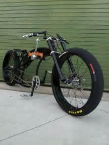 Custom Bicycle Chopper Bike Frames