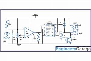 Wireless Switch Circuit Diagram