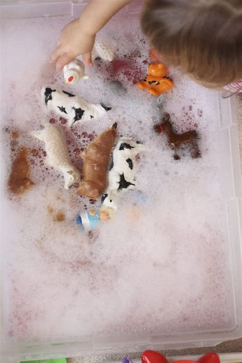 toy wash activity kills germs  toys clean happy