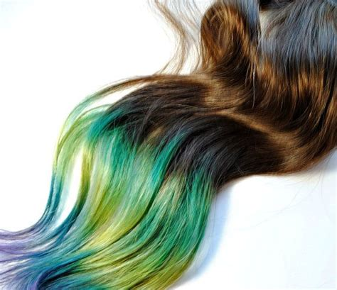 17 Best Images About Awesome Hair On Pinterest Blue And