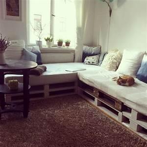 Sofa Aus Europaletten : 17 beste idee n over europaletten couch op pinterest ~ Articles-book.com Haus und Dekorationen