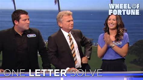 solve fortune letter wheel