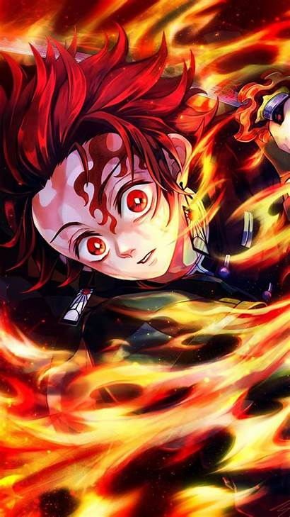 Demon Slayer Tanjiro Wallpapers Anime Kimetsu Yaiba