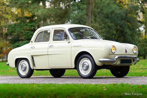 1957 Renault Dauphine Photos, Informations, Articles ...