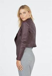 Brust Taille Hüfte Verhältnis Berechnen : drape front jacket kleidung in wine g nstig kaufen bei ~ Themetempest.com Abrechnung