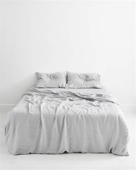 Shop 100% Flax Linen Bedding At Bed Threads