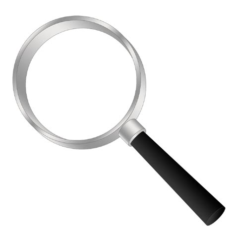 foto de Loupe download free clip art with a transparent background