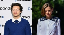 Why Fans Think Emma Corrin And Harry Styles Are Dating