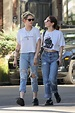 KRISTEN STEWART Out with New Girlfriend in Los Angeles 12 ...