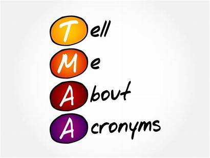 Acronyms Acronym Sigma Six Tell Step Usage