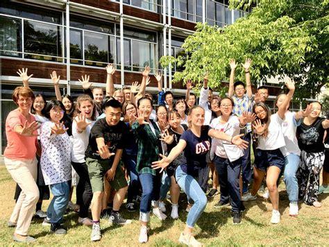 Bonhoeffer Gymnasium Hilden by China Austauschsch 252 Ler Aus Chengdu Am Bonhoeffer Gymnasium