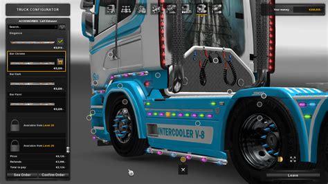 ets2 euro simulator truck sidebars rjl gtm mods sidebar v1 ets2mods lt
