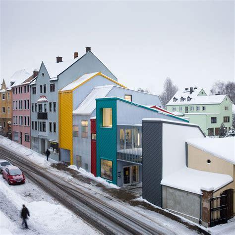 Wohnung Selb by Umbau Einer Schrumpfenden Stadt Haus Der Tagesm 252 Tter In