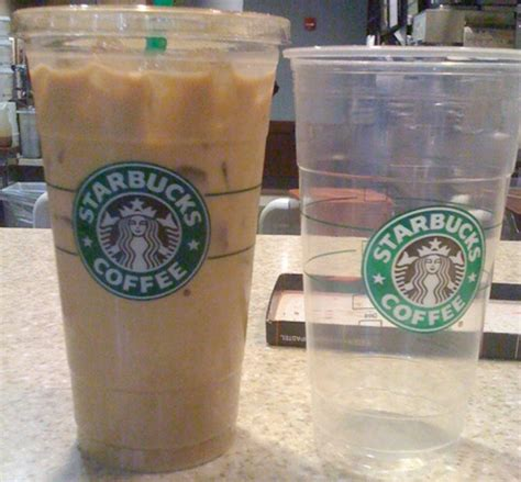 However there are a few exceptions the most noteworthy of which is the sizing of iced venti drinks. Is 'Venti' not enough? Starbucks announced larger drink size - Scot Scoop News