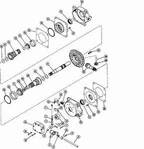 Case 580b Brake  U0026 Differential Lock Case Is Stuck  U0026 Can U0026 39 T