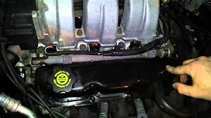 Crazy Sound Comming From Engine 98 Grand Caravan 3 3l