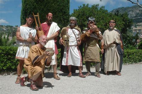 cuisine antique romaine les voyageurs du temps animation et organisation fêtes