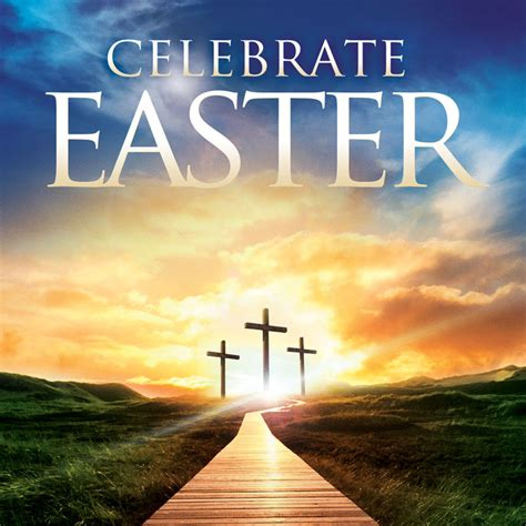 easter crosses path banner church banners outreach