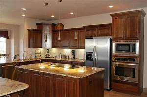 built in oven cabinet cool double oven kitchen ideas With built black kitchen island in your modern home