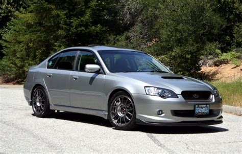 2009 Subaru Legacy 2.5gt Spec B Related Infomation