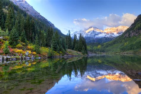 maroon bells snowmass wilderness colorado posted