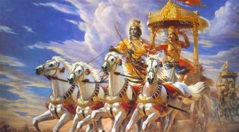 Mahabharata and ramayana summary