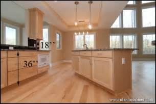 standard kitchen island height what 39 s the distance between a counter top and cabinets the cabinets are typically