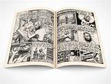 Comic Book and Graphic Novel Mockup