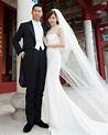 林志玲和Akira 台南婚禮直擊!從迎娶到晚宴派對多套婚紗造型設計大公開