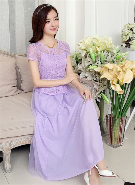 model long dress brokat terbaru hairstyle gallery