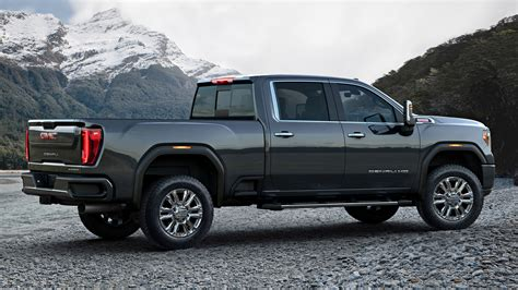 gmc sierra  hd denali crew cab wallpapers