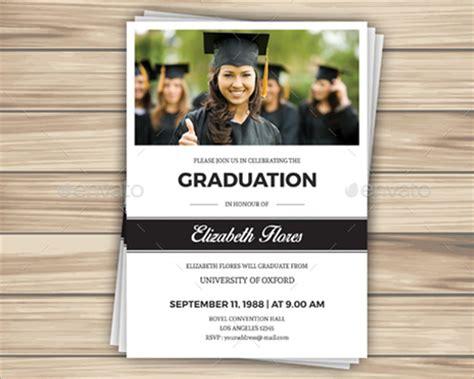 Graduation Announcement Template 26 Graduation Invitation Templates Free Word Designs